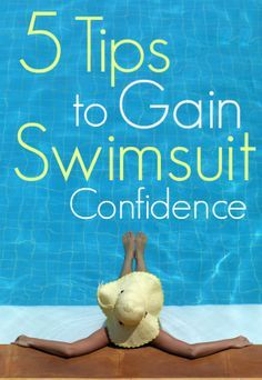 These tips for rocking a bikini have NOTHING to do with counting calories or doing crunches. It's all about the body confidence, baby! | via @Harriet Adkins Bottomed Girls