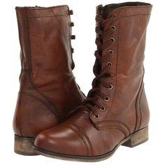 Steve Madden Troopa boots!