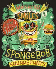 Picante Spongebob on Behance | AMAZING