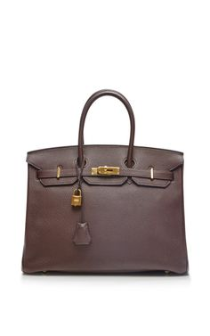 Hermes 35Cm Chocolate Togo Birkin by Heritage Auctions Special Collection