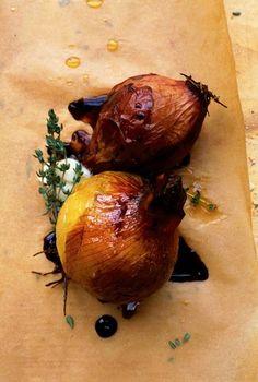 Nigel Slater - Baked onions