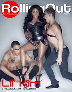 Lil Kim for Rolling Out