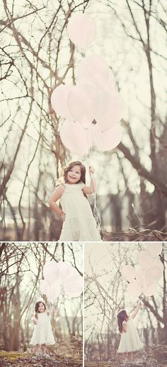Third Birthday Child Portrait Photography