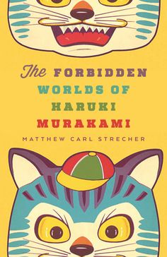 book cover - haruki murakami