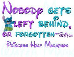 Princess Half Marathon Running Costume DIY by FantasylandPrintable, $4.00