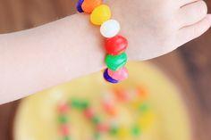 DIY Jelly Bean Jewelry!