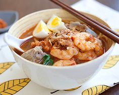 Penang Hokkien Mee Recipe (Prawn Mee / Har Meen / Mee Yoke / 福建虾面) | Easy Asian Recipes at RasaMalaysia.com - Page 2