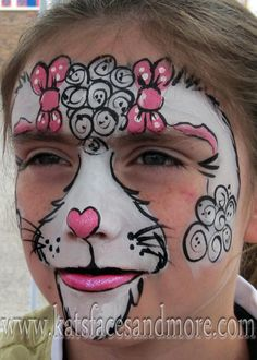 Face Art - Kat's Faces & More - Morristown TN Face and Body Painting
