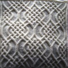 Ravelry: Celtic Motif (knot #79) pattern by Devorgilla's Knitting