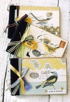 gorgeous journals