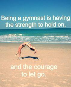 gymnastics. beach. #squatshorts
