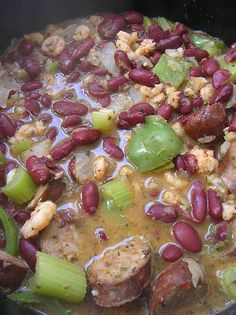 Gluten Free Red Beans and Rice