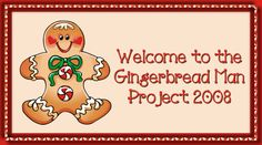 3 Simple Project ideas brought Gingerbread fun to many classrooms:  http://gingerbreadmanproject.pbworks.com/w/page/11012682/FrontPage