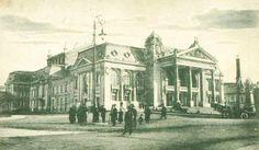 Iasi - Teatrul National - antebelica