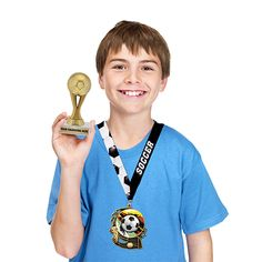 Let the Players Work on their Footwork and you Create the Celebration! Score Big with these Soccer Awards. Our latest blog: http://www.crownawards.com/TrophyNews/score-big-with-soccer-awards/ #soccer #awards