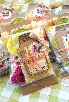 mason jar packaging