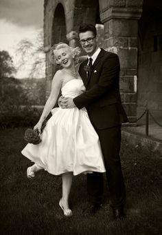 wedding dressses, vintage weddings, short wedding dresses, 50s inspir, the dress, vintage wedding dresses, 50s wedding, photo, 1950s short