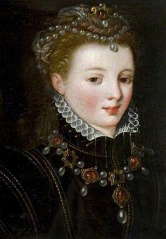Mary Stuart (1542–1587), Queen of Scots