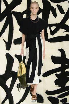 Marni SS15 – see more MFW GIFs here: http://www.dazeddigital.com/fashion/article/21861/1/milan-ss15-gifs