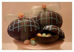 Make Your Own Chocolate Treasure Eggs -- TUTORIAL