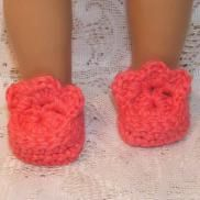 AG Flower Slipper-Free Pattern