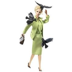 Tippi Hendren in the Birds....scary movie!!!  Never saw birds the same!!