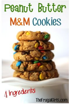 Peanut Butter M Cookie Recipe
