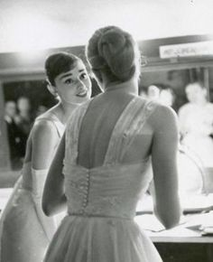 Style icons 1956 Audrey Hepburn and Grace Kelly together.jpg