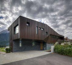 comfort-architecten: wohnhaus pircher, planit C