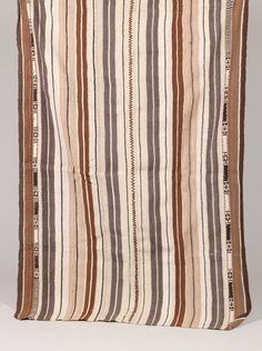 Bolivian Frasada Wool Rug/Blanket #4