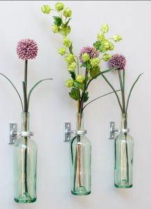 Wall Mounted Vases
