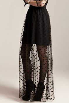 Alice by Temperley f/w 2013... I want to see the rest of the dress!