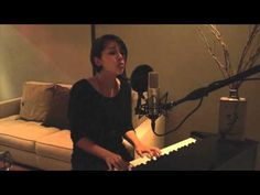Stay (cover)- Kina Grannis. That sweet spot in her voice. Oh man. Killer.