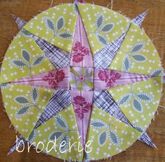 Broderie Circle