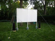 outdoor movie theater