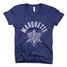 Marquette averages about 141 inches of snow per year.  That makes it the 5th snowiest city in America.  On the other hand, it was once known as a summer haven during the height of the iron mining era.  Quite a versatile city, if you ask us.