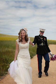 Military Couple