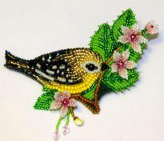 bead embroidery  beadsmagic.com