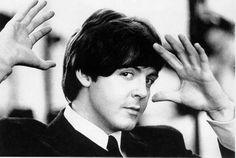 Paul McCartney (from the movie HELP!)