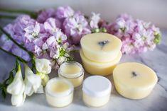 Coconut Oil & Shea Butter Lip & Body Balm Recipe
