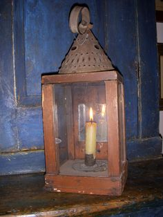 early lantern