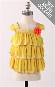 Girls Clothes: Cute Girls Clothes by Down East Basics