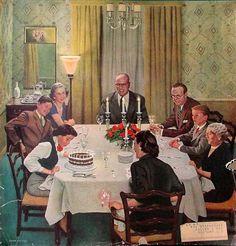 Family Birthday Party - John Philip Falter