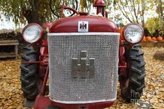 IH ♥ #InternationalHarvester #farmall #tractors