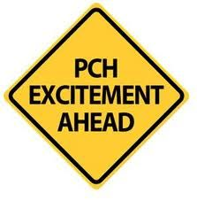 PCH Sign - can't wait!