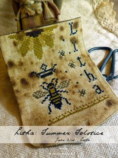 The Primitive Hare: FREEBIE: LITHA SUMMER SOLTICE