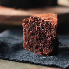 red wine chocolate cake | Finding Vegan submitted by LoveFoodEat #dessert #cake #chocolate