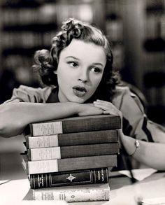 Judy Garland. Strike Up the Band, (1940)