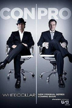 """Can't wait for """"White Collar"""""""