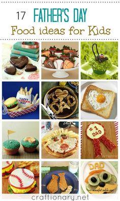 Fathers day recipes #fathersday #recipes